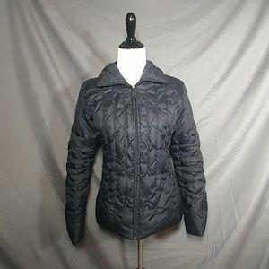Nine west lightweight down jacket, size medium